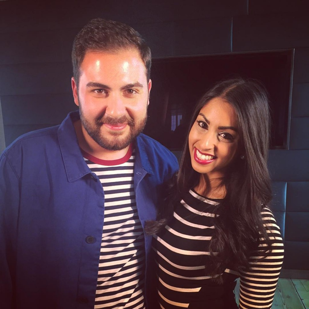 Just had lovely chat with the eversmiley AndreaFaustini1 Always suchhellip
